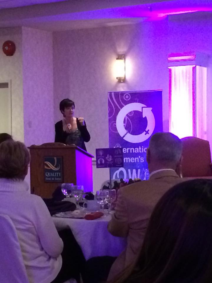 IWD Special Guest Speaker Shannon Leahy